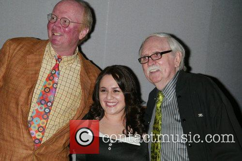 Mark O'Donnell, Nikki Blonsky and Thomas Meehan Opening...
