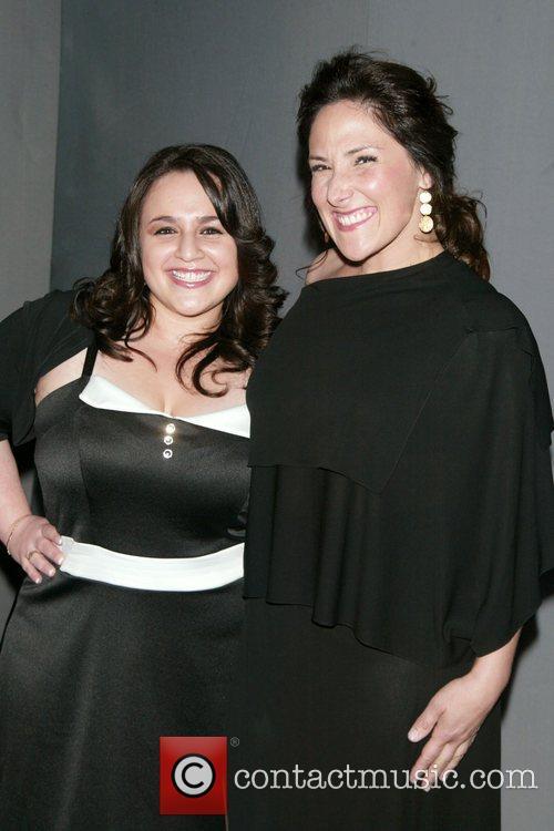 Nikki Blonsky and Ricki Lake Opening Night of...