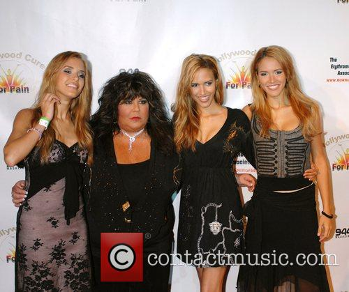 Cher Rue with the T-Rio Sisters 'Hollywood Cure...