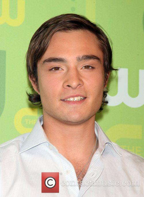 Ed Westwick CW Network 2008 Upfronts at the...