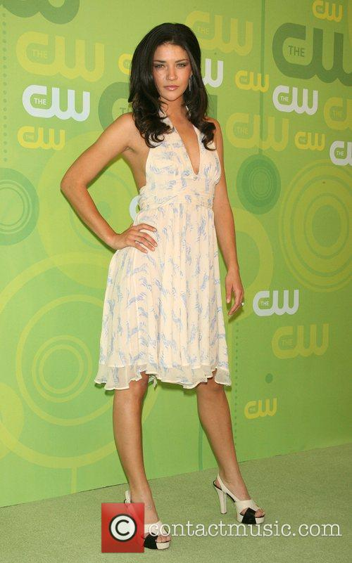 Jessica Szohr CW Network 2008 Upfronts at the...