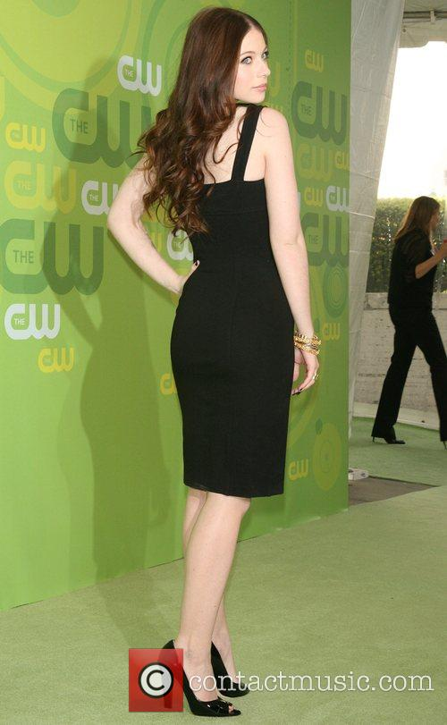 Michelle Trachtenberg CW Network 2008 Upfronts at the...