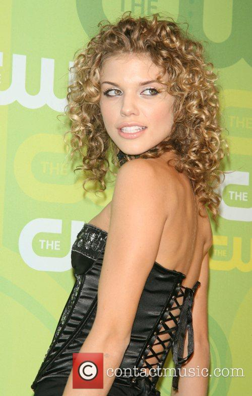 AnnaLynne McCord CW Network 2008 Upfronts at the...