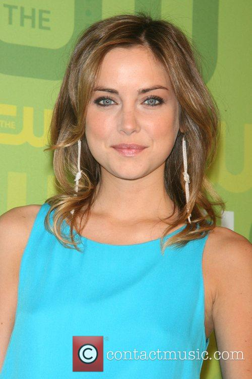 Jessica Stroup CW Network 2008 Upfronts at the...