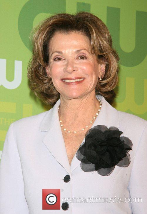 Jessica Walter CW Network 2008 Upfronts at the...