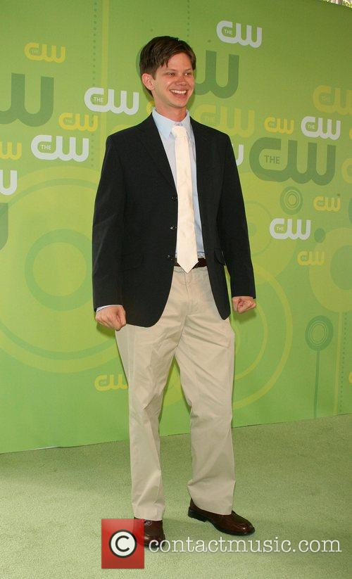 Lee Norris CW Network 2008 Upfronts at the...