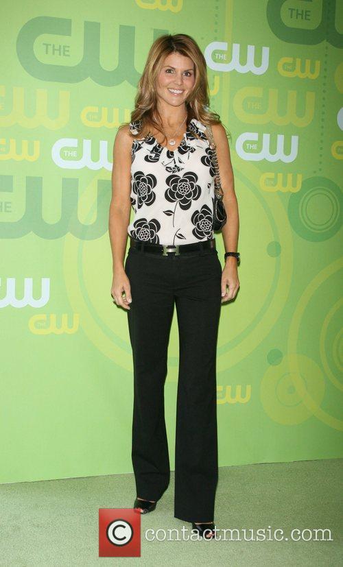 Lori Loughlin CW Network 2008 Upfronts at the...