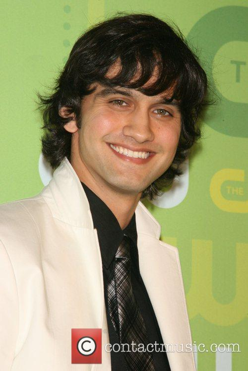 Michael Steger CW Network 2008 Upfronts at the...