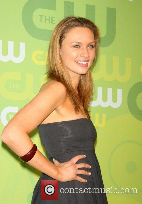 Michaela McManus CW Network 2008 Upfronts at the...