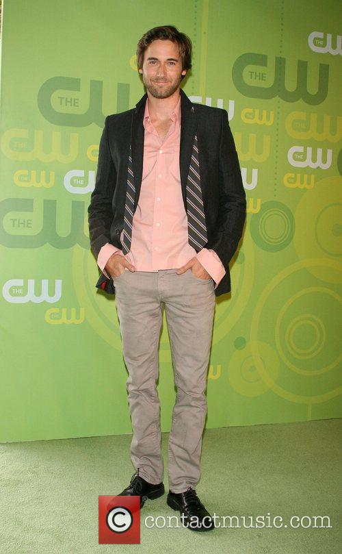Ryan Eggold CW Network 2008 Upfronts at the...
