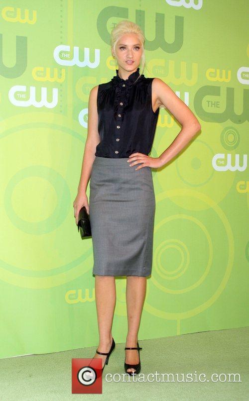 Anya Kop CW Network 2008 Upfronts at the...