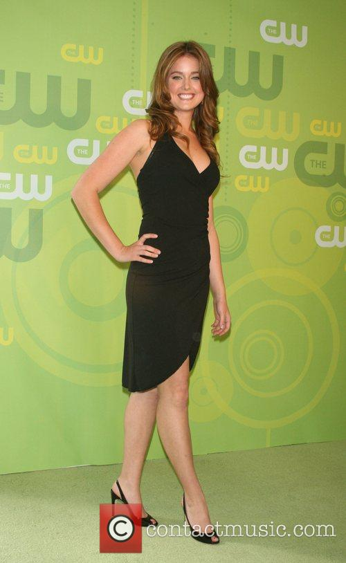 Ashley Newbrough Cw Network 2008 Upfronts At The Lincoln Center Arrivals 2 Pictures