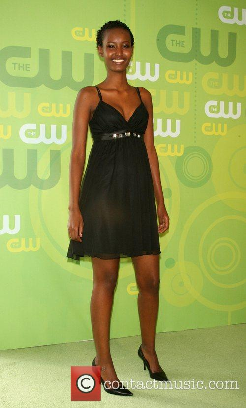 Fatima Siad CW Network 2008 Upfronts at the...