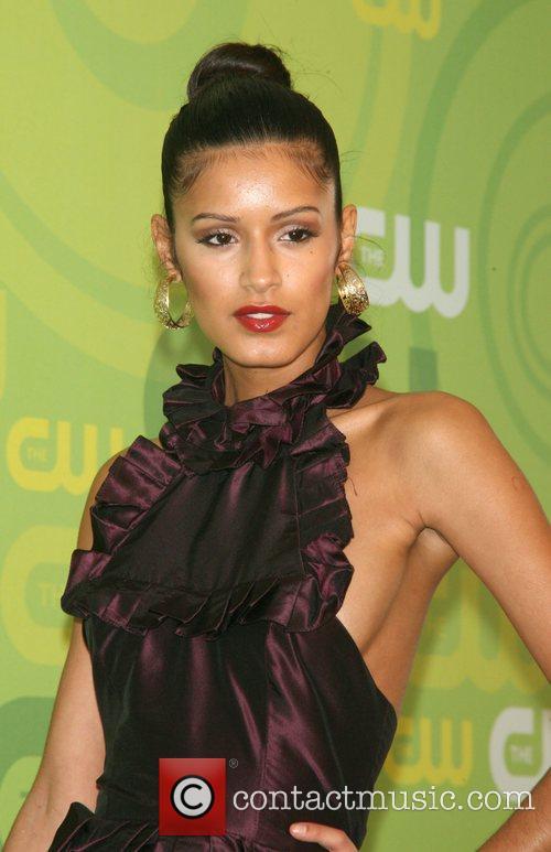 Jaslene Gonzalez CW Network 2008 Upfronts at the...