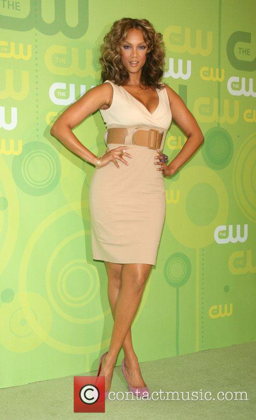 Tyra Banks  CW Network 2008 Upfronts at...