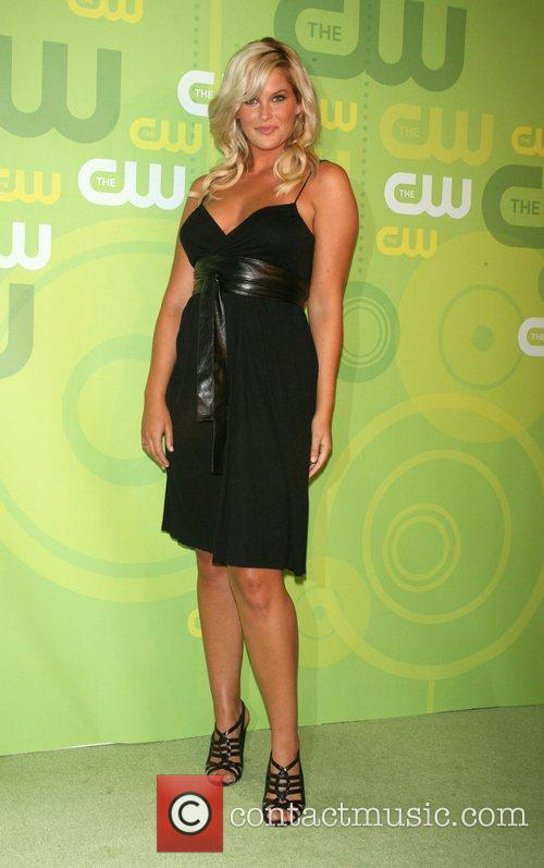 Whitney Thompson CW Network 2008 Upfronts at the...