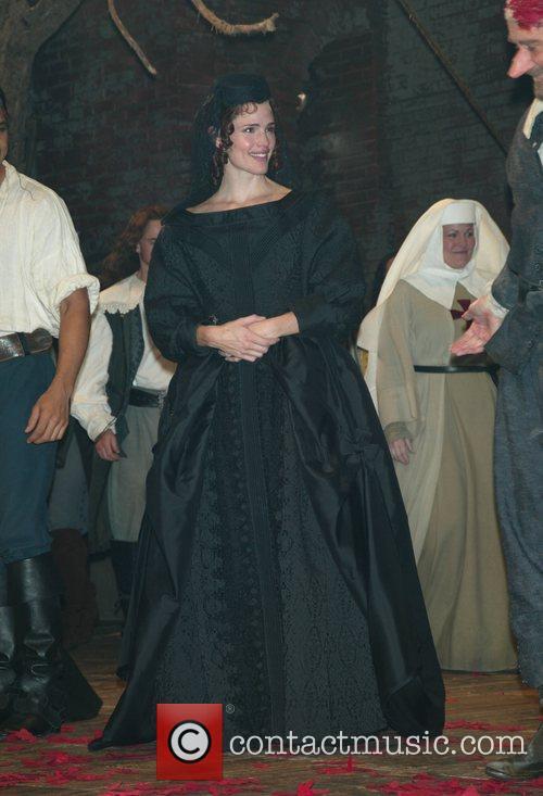 Opening Night Performance of 'Cryano de Bergerac' at...