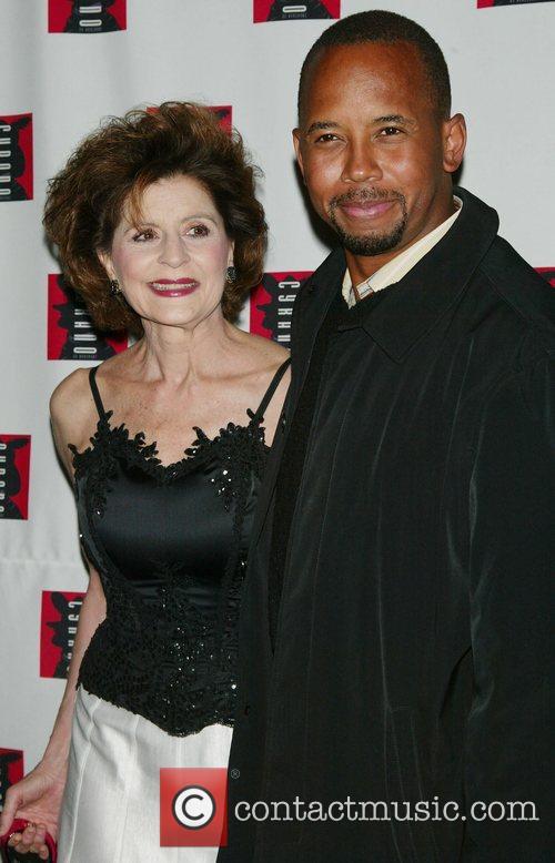 Concetta Tomei and Michael Boatman