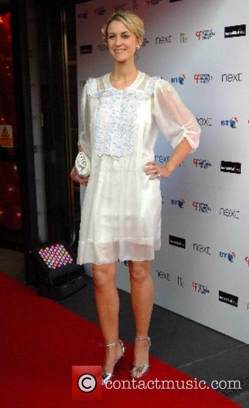 Guest Cystic Fibrosis Trust Breathing Life Awards held...