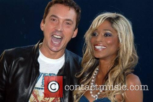 Bruno Tonioli and guest Cystic Fibrosis Trust Breathing...