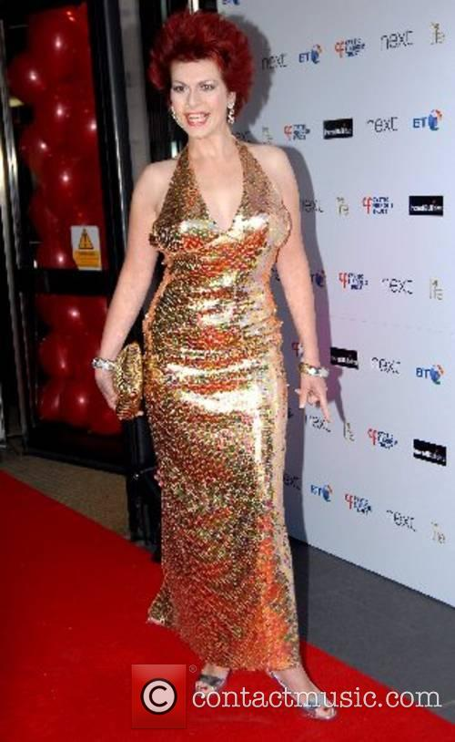 Cleo Rocos Cystic Fibrosis Trust Breathing Life Awards...