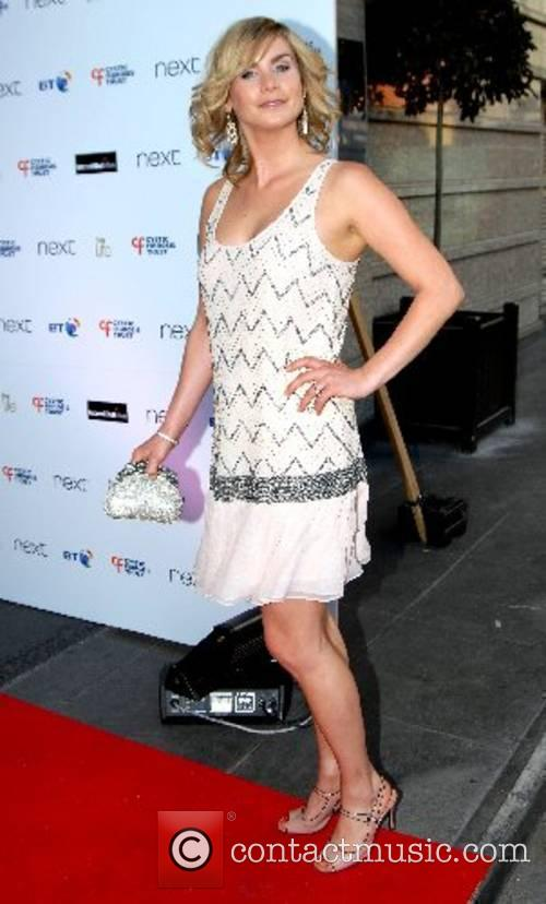 Kim Tiddy Cystic Fibrosis Trust Breathing Life Awards...