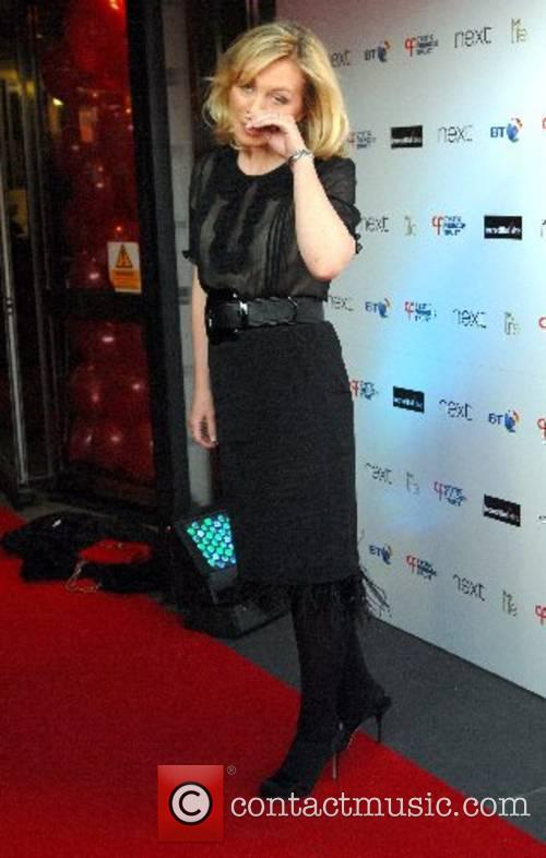 Kirsty Young Cystic Fibrosis Trust Breathing Life Awards...