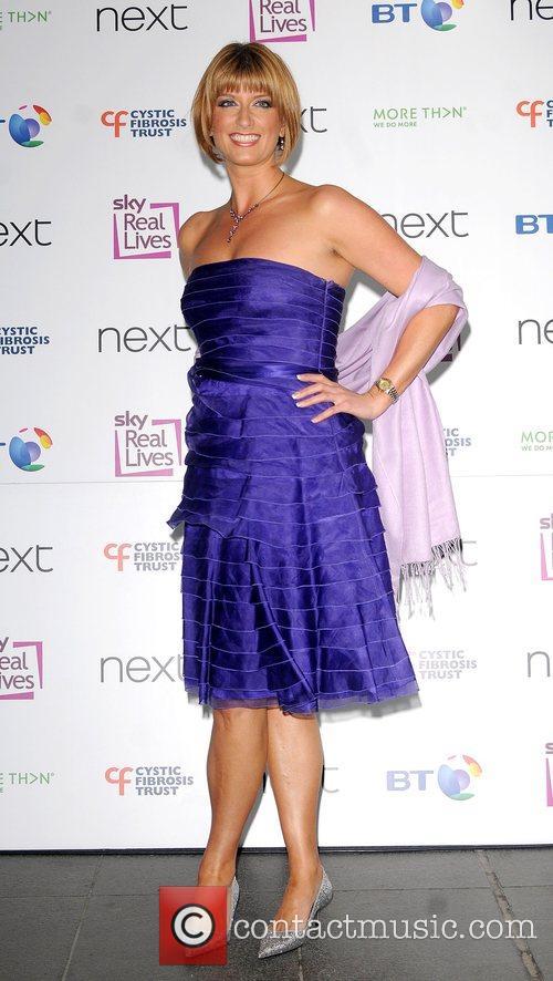 Caroline Faraday Cystic Fibrosis Trust Breathing Life Awards...