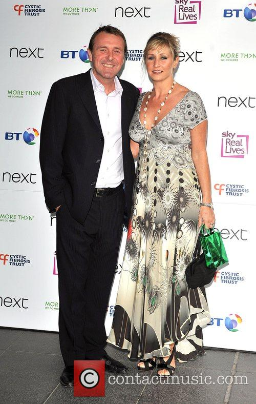 Cystic Fibrosis Trust Breathing Life Awards held at...