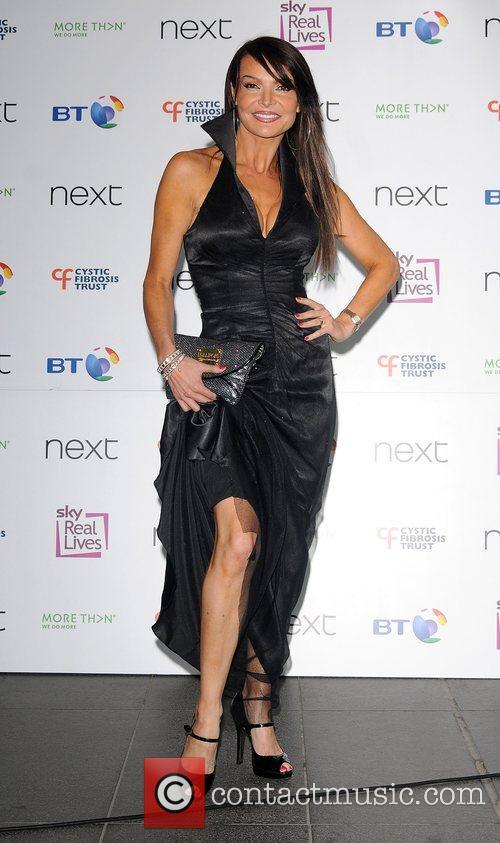 Liz Cundy Cystic Fibrosis Trust Breathing Life Awards...
