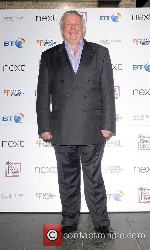 Christopher Biggins Cystic Fibrosis Trust Breathing Life Awards...