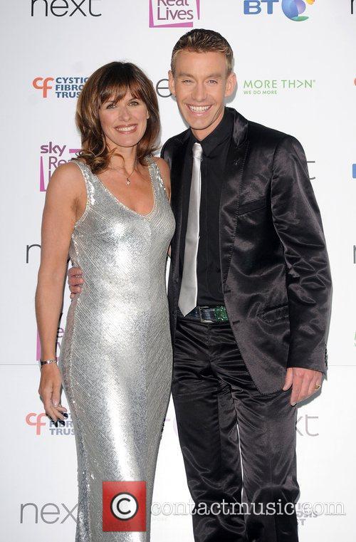 Carol Smilie and David Bull Cystic Fibrosis Trust...