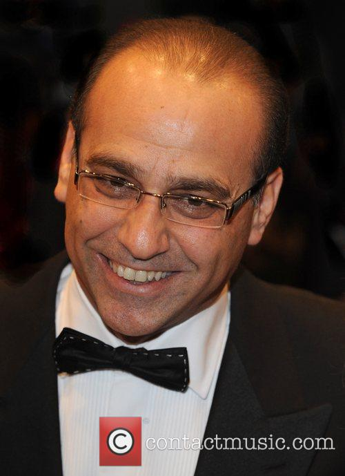 Theo Paphitis Thierry Henry Cystic Fibrosis 'Liv' charity...