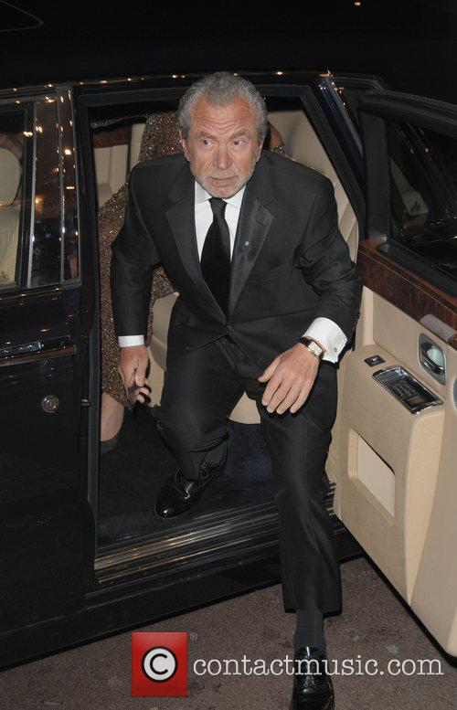 Sir Alan Sugar, David Beckham