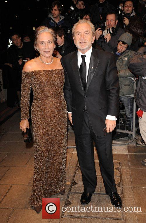 Ann Sugar and Sir Alan Sugar Thierry Henry...