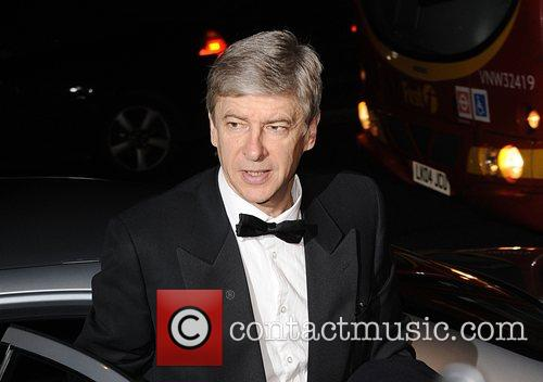 Arsene Wenger Thierry Henry Cystic Fibrosis 'Liv' charity...