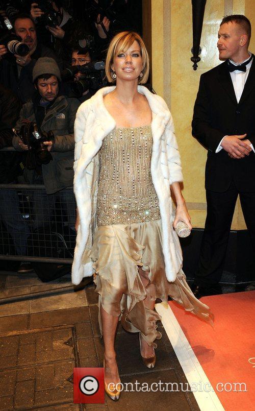 Caroline Stanbury Thierry Henry Cystic Fibrosis 'Liv' charity...