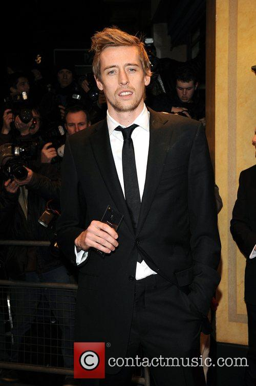 Peter Crouch Thierry Henry Cystic Fibrosis 'Liv' charity...