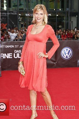 Guest German premiere of 'The Bourne Ultimatum' held...