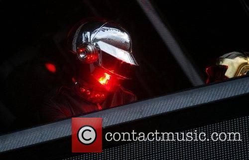 Daft Punk, O2 Wireless Festival, London
