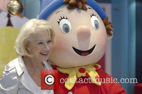 Dame Helen Mirren and Noddy Takes on role...