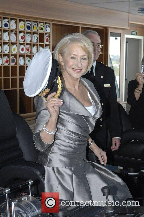 Dame Helen Mirren Takes on role of 'Godmother'...
