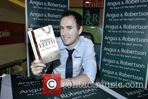 Damien Leith Irish ex-pat and winner of Australian...
