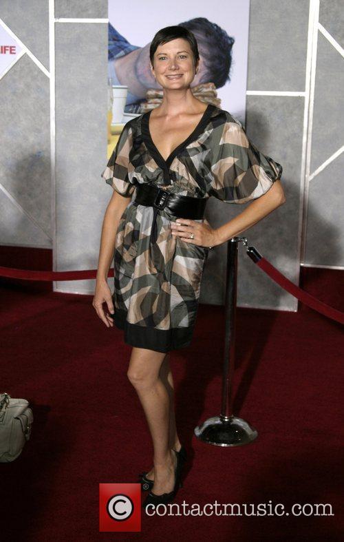 Kerri Kenney  World Premiere of 'Dan In...