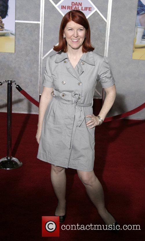 Kate Flannery World Premiere of 'Dan In Real...