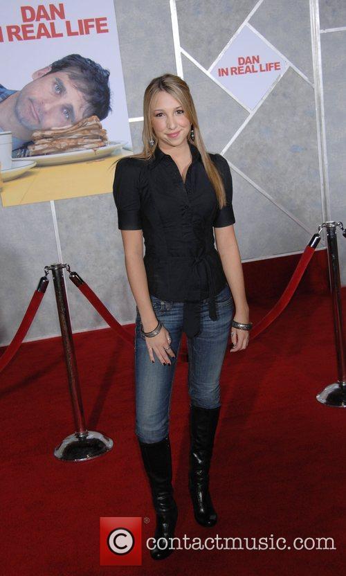 Ashley Edner World Premiere of 'Dan In Real...