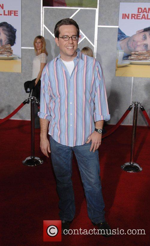 Ed Helms World Premiere of 'Dan In Real...