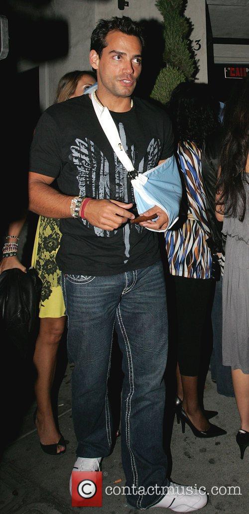 Cristian de la Fuente 'Dancing with the Stars'...