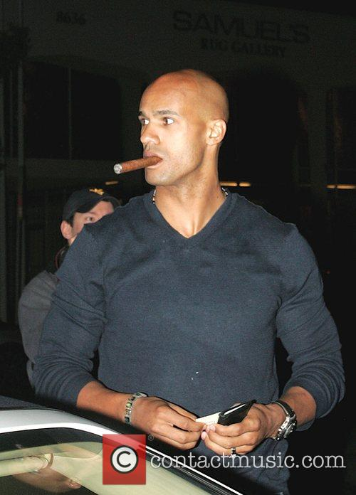Jason Taylor The 'Dancing with the Stars' celebrities...