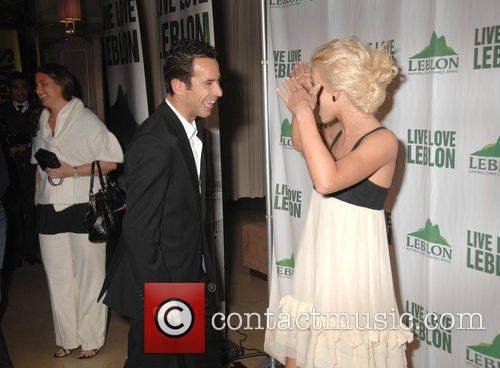 Helio Castroneves and Julianne Hough 2